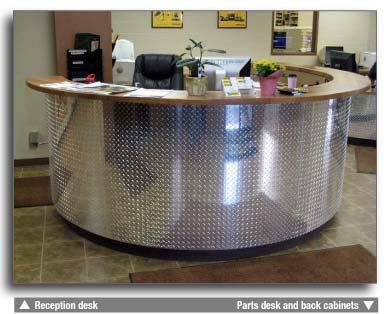 Cat Reception Desk