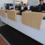 Service Writer's Desk