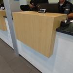 Service Writer's Desk Hood