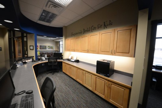 Health Services Custom Cabinetry Amp Millwork Abc