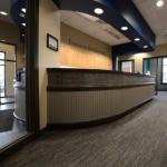 Reception Desk for Dental Office