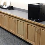 Lower Storage Cabinets