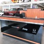 Custom Automotive Dealership Cabinetry