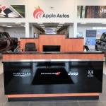 Automotive Dealer Reception Desk