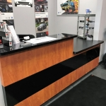 Retail Parts Counter
