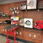 Auto Dealership Slatwall