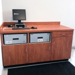 Auto Dealership Cabinetry