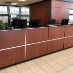 Custom Automotive Dealership Cabinets
