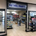 Retail Parts Displays