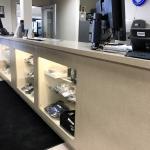Custom Retail Parts Desk