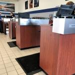 Custom Kiosk Cabinets