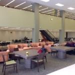Custom Built Library Tables