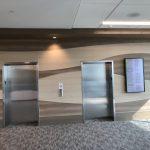 Custom Elevator Wall