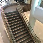 Custom Commercial Staircase