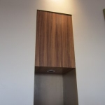 Commercial Cabinetry - Interactive Kiosk