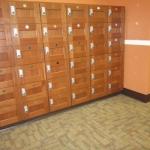 Gym Lockers - Custom Commercial Millwork
