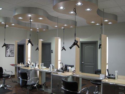Salon Amp Spa Custom Cabinetry Fixture Fabrication Belle