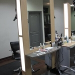 Salon Hair Style Stations
