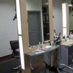 Salon Hair Style Stations