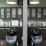 Salon Hair Wash Stations