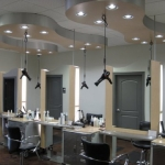 Hair Stylist Stations