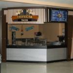 Trifecta Taco Stand, Signage & Menu board