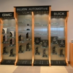 Commercial Cabinetry for car dealership
