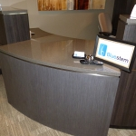 High-End Reception Desk