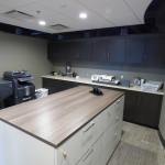 Custom Workroom Cabinetry