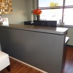 Custom Dentistry Reception Desk