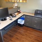 Reception Desk Cabinets