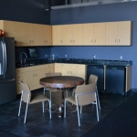 Custom Cabinets for Breakroom