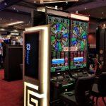 Slot Machine Endcap