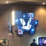 Casino Marketing Wall