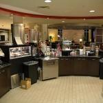 Lobby Bar Cabinets