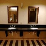 Hotel Restroom Vanity