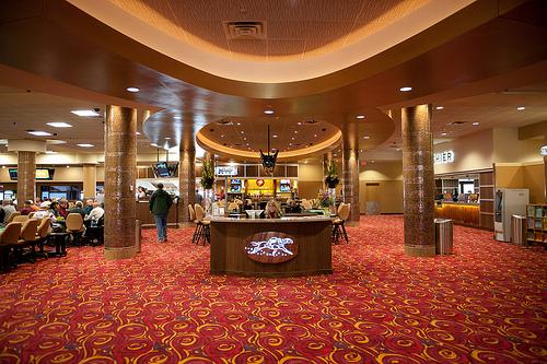 Canterbury casino casino slot