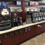 Custom Coffee Bar Cabinetry