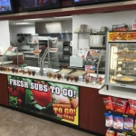 Custom Commercial Food Prep Cabinets