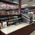 Coffee Bar Cabinetry
