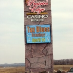 Casino Monument Sign