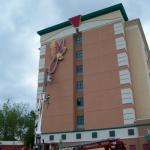 Exterior Casino Sign
