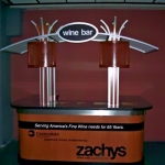 Portable Wine Kiosk
