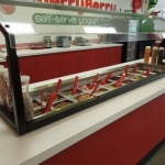 Toppings Buffet Cabinet