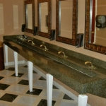 Cambria Trough Vanity