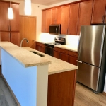 Custom Residential Apartment Cabinets