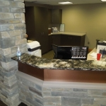 Clinic Millwork