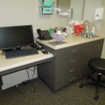 Clinic Cabinetry