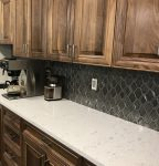 Custom Cabinetry for Law Firm