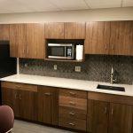 Employee Break Room Cabinets